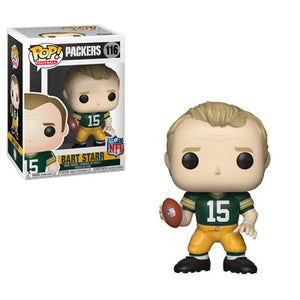 Bart Starr Funko Pop NFL Legends Green Bay Packers