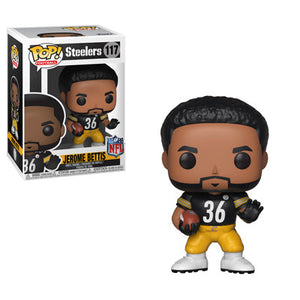 Jerome Bettis Funko Pop NFL Legends Pittsburgh Steelers