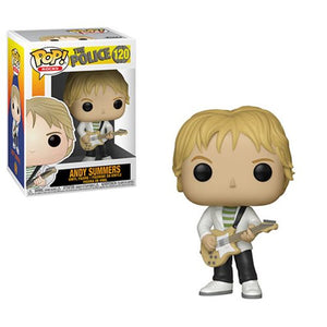 Andy Summers The Police Funko Pop