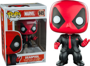 Deadpool Dressed to Kill Funko Pop! Marvel Exclusive
