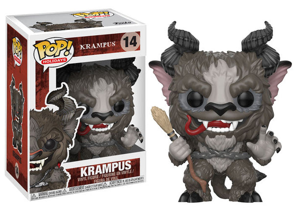 Krampus Funko Pop! Holidays