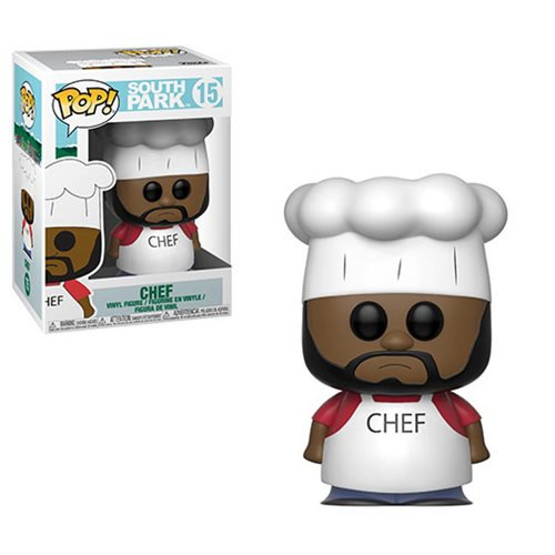 Chef Funko Pop Television South Park
