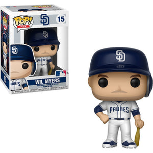 Wil Myers Funko Pop! MLB San Diego Padres