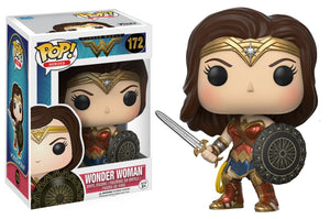 Wonder Woman Funko Pop Heroes Wonder Woman Movie