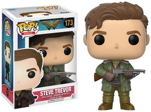 Steve Trevor Funko Pop Wonder Woman Movie