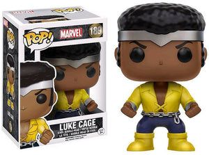 Luke Cage Funko Pop Exclusive