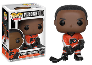 Wayne Simmonds Funko Pop! NHL