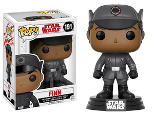Finn Star Wars The Last Jedi Funko Pop! Vinyl