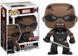 Blade Funko Pop! Marvel Exclusive