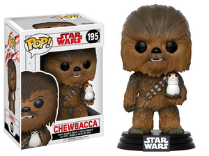 Chewbacca Star Wars The Last Jedi Funko Pop! Vinyl