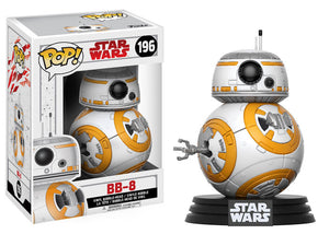 BB-8 Star Wars The Last Jedi Funko Pop! Vinyl