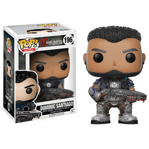 Dominic Santiago Funko Pop! Games Gears of War