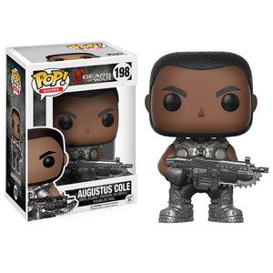 Augustus Cole Funko Pop! Games Gears of War