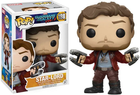 Star-Lord Funko Pop Guardians of the Galaxy 12 Days of Daxie