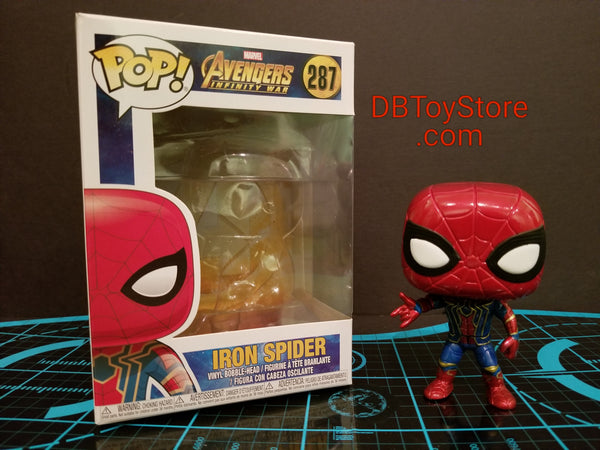 Iron Spider Funko Pop! Marvel Avengers Infinity War