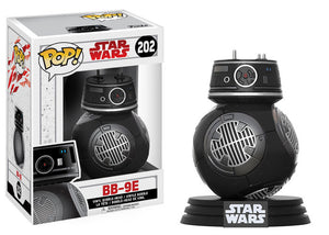 BB-9E Star Wars The Last Jedi Funko Pop! Vinyl Not Mint