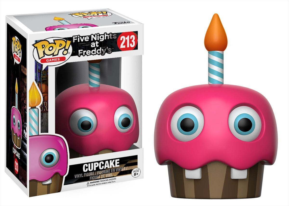 Cupcake Funko Pop! Games Five Nights at Freddy's