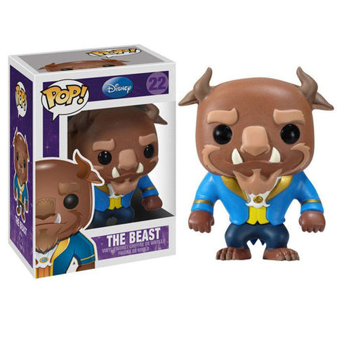 The Beast Funko Pop! Disney Beauty and the Beast