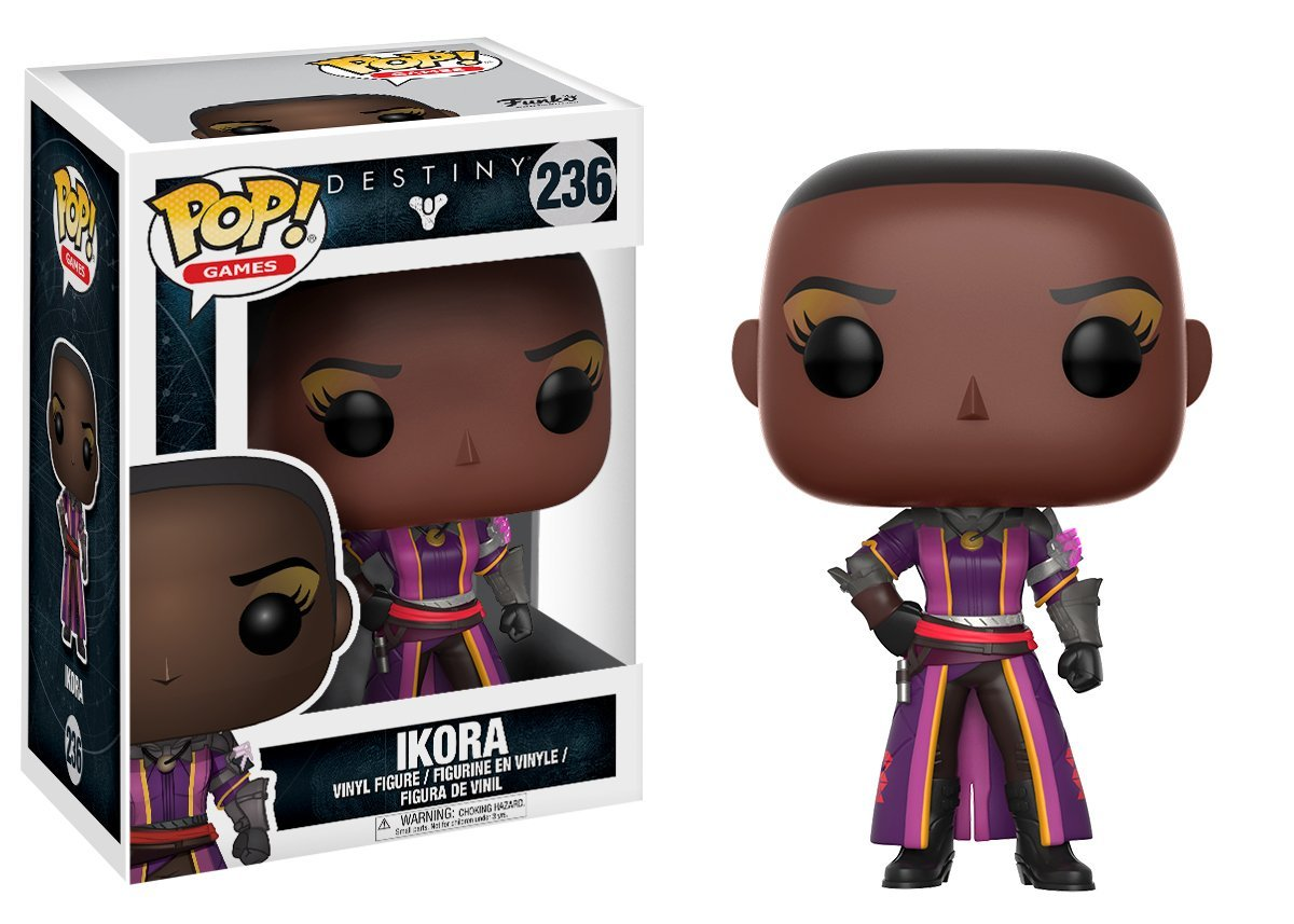 Ikora Funko Pop! Games Destiny 2
