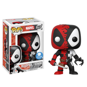 Deadpool Venom Funko Pop! Marvel Exclusive Not Mint