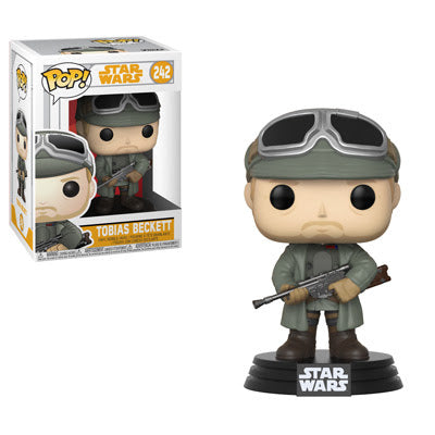 Tobias Beckett Funko Pop! Solo A Star Wars Story