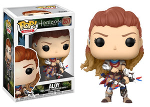 Aloy Funko Pop! Games Horizon Zero Dawn Not Mint