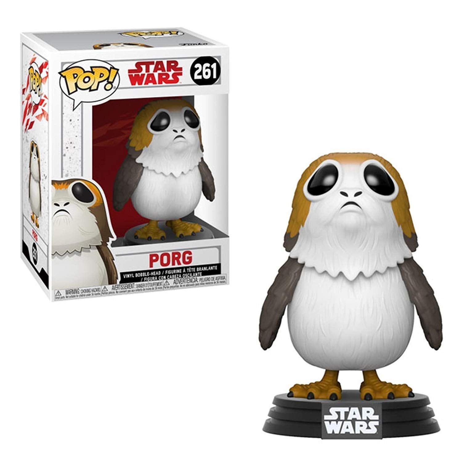 Sad Porg Funko Pop! Star Wars The Last Jedi