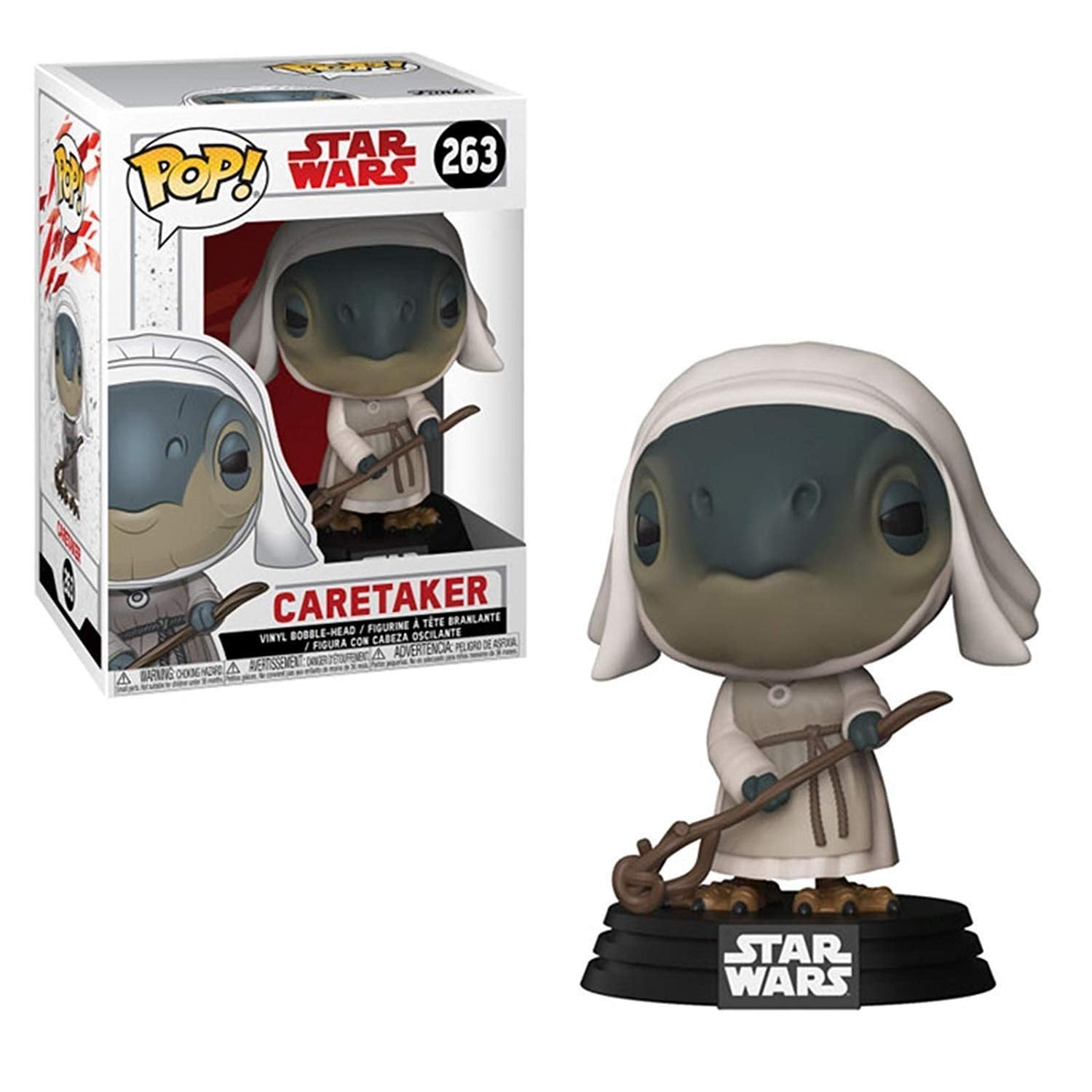 Caretaker Funko Pop! Star Wars The Last Jedi