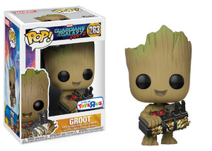 Groot Exclusive Funko Pop 12 Days of Daxie