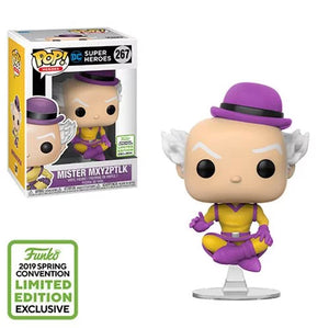 Mister Mxyzptlk Funko Pop Heroes Spring Convention Exclusive 2019