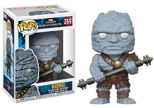 Korg Funko Pop! Marvel Thor Ragnarok Not Mint