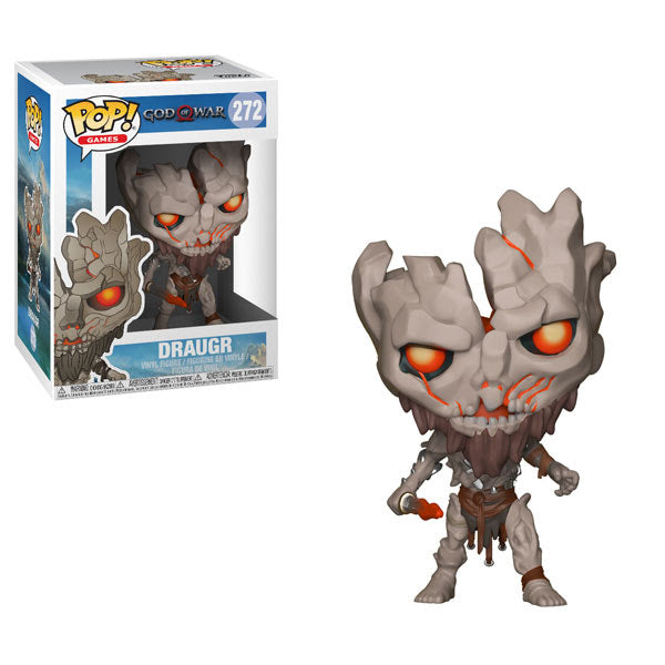 Draugr Funko Pop! Games God of War
