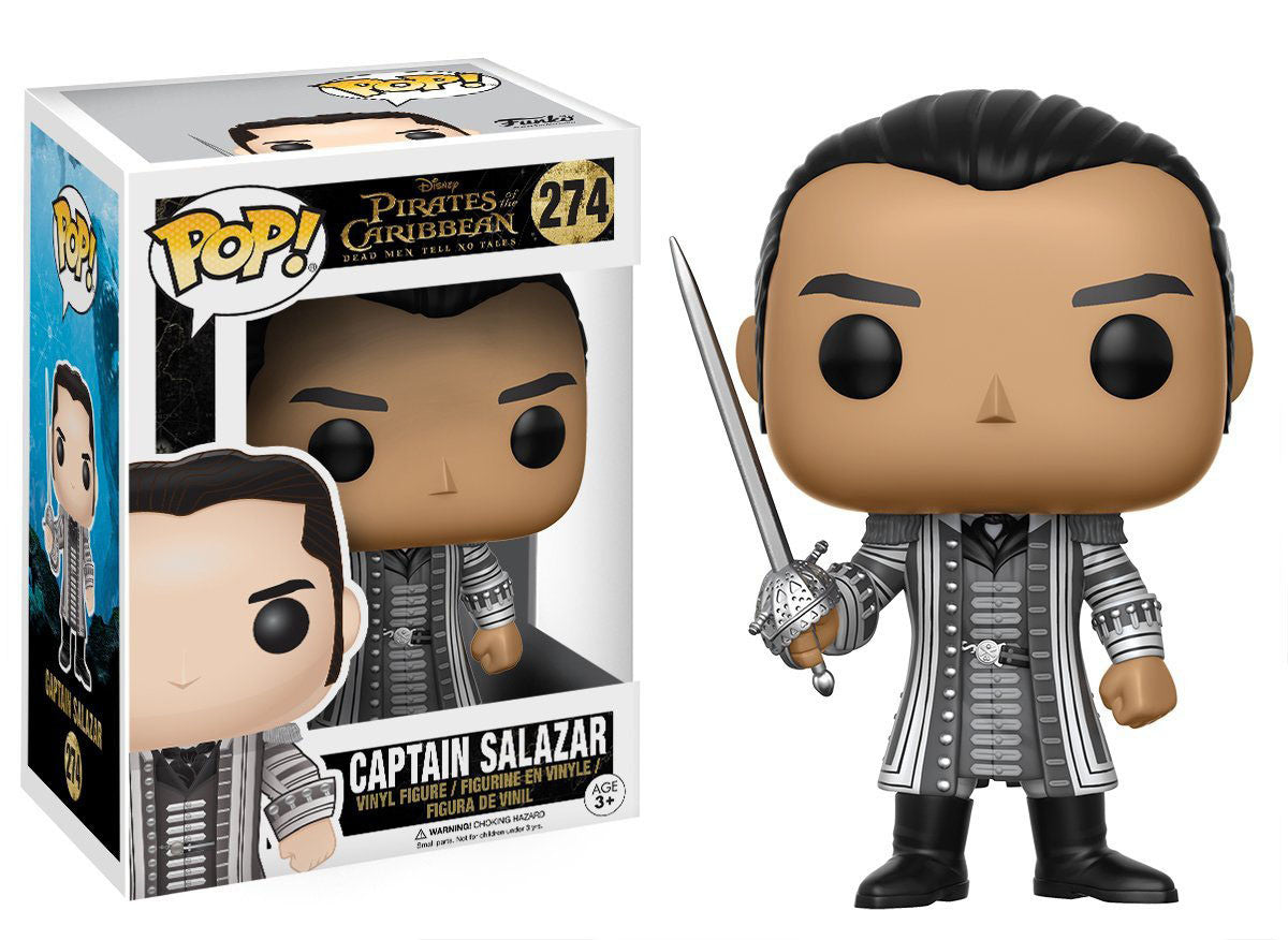 Captain Salazar Funko Pop! Disney Pirates of the Caribbean