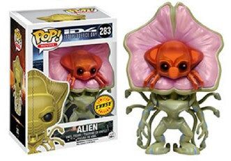 Alien Chase Funko Pop Independence Day 12 Days of Daxie