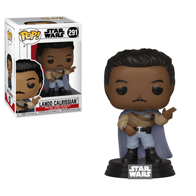 General Lando Calrissian Funko Pop Star Wars