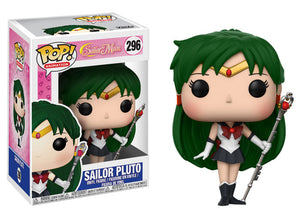Sailor Pluto Funko Pop Sailor Moon