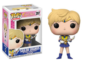 Sailor Uranus Funko Pop Sailor Moon