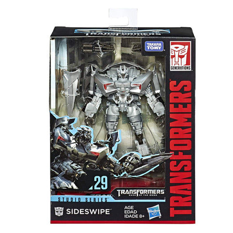 Sideswipe Transformers Studio Series Deluxe Class