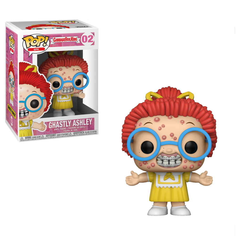 Ghastly Ashley Funko Pop! Garbage Pail Kids