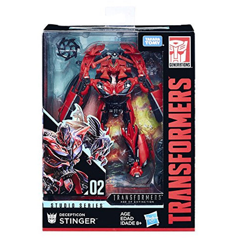 Stinger Transformers Studio Series Deluxe Class