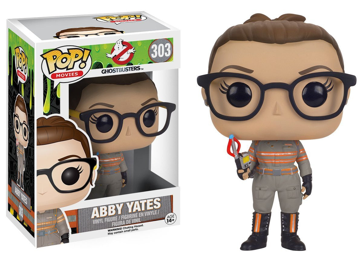 Abby Yates Funko Pop! Movies Ghostbusters