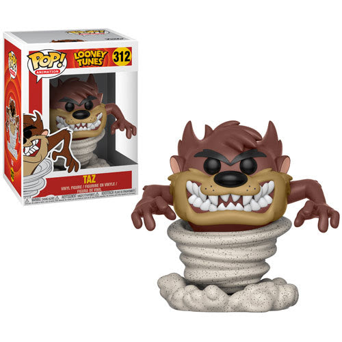 Taz Funko Pop Looney Tunes