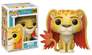 Migs Funko Pop! Disney Elena of Avalor