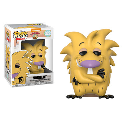 Norbert Funko Pop Nickelodeon