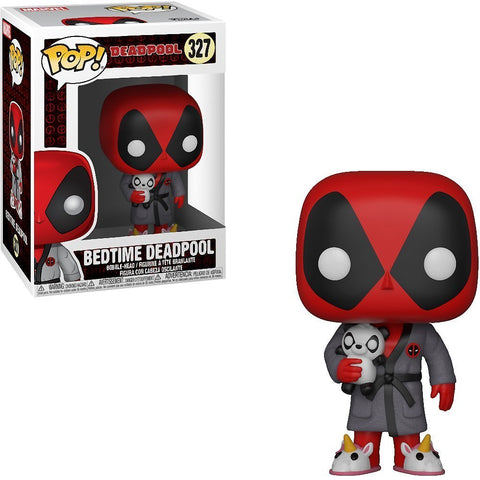 Bedtime Deadpool Funko Pop! Marvel