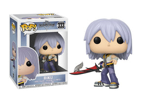 Riku Funko Pop! Disney Kingdom Hearts