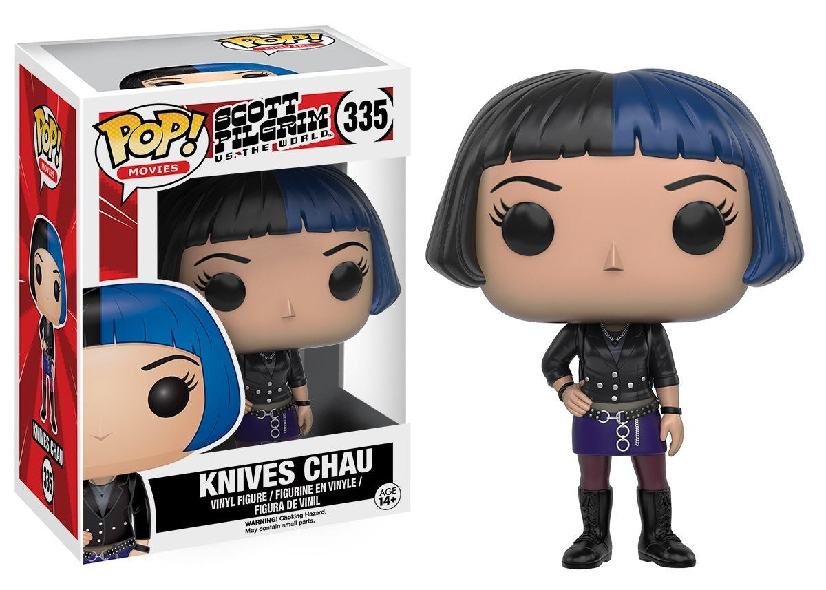 Knives Chau Funko Pop! Movies Scott Pilgrim vs The World