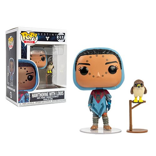 Hawthorne with Louis Funko Pop! Games Destiny