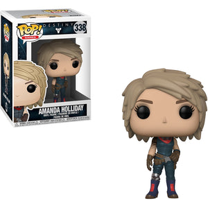 Amanda Holliday Funko Pop! Games Destiny