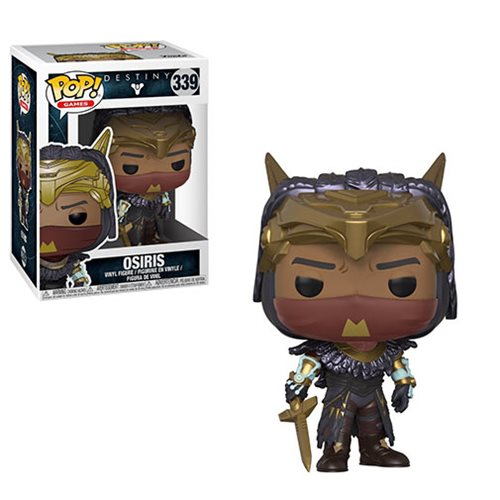 Osiris Funko Pop! Games Destiny